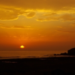 Zen Surf Morocco Banana Beach sunset