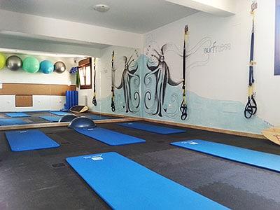salle yoga maroc