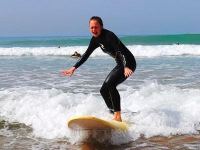 surfeuse maroc