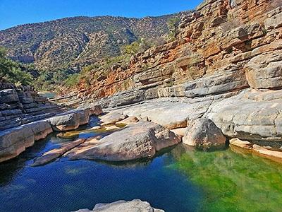 paysages maroc