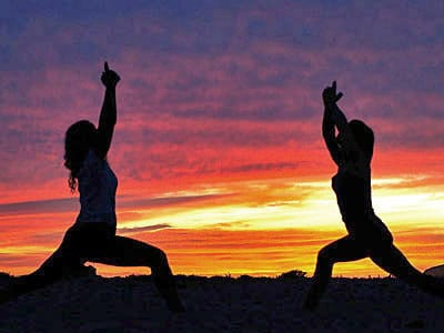 yoga maroc