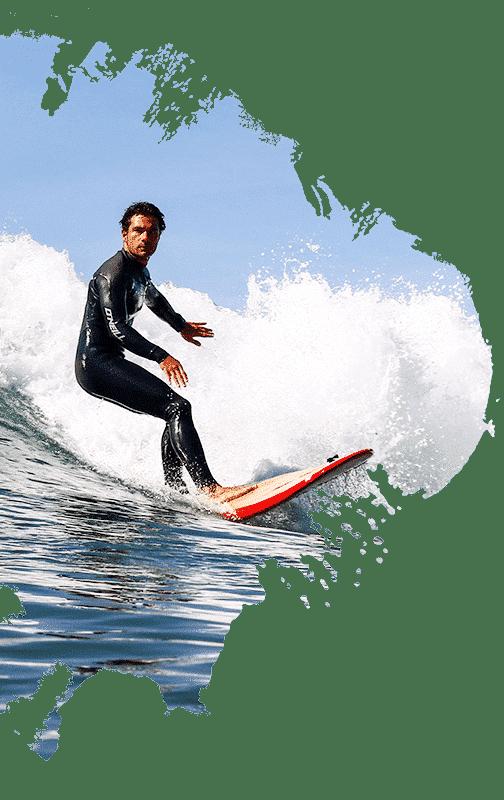 camp de surf maroc