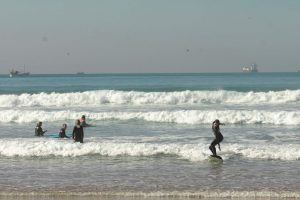 surf wave morocco