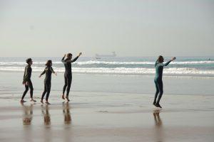 practice surf school morocco
