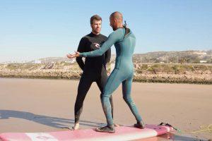 explication surf maroc