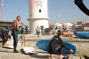 Préparation surf maroc