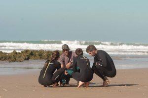 surf lesson morocco