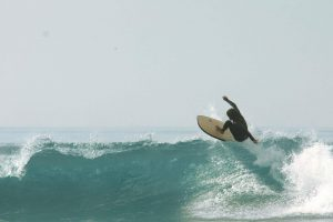 Morocco wave surf