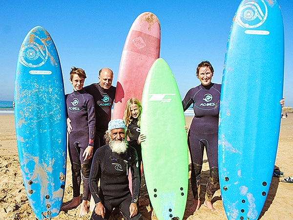 Surf camp Morocco