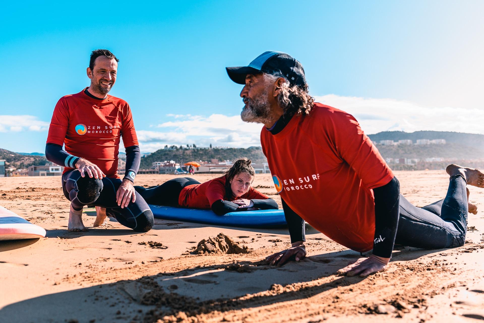 Surf school Marokko