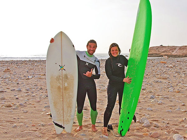 Surf Camp Morocco Coaching