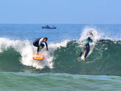 Surfcamp Marokko Coaching