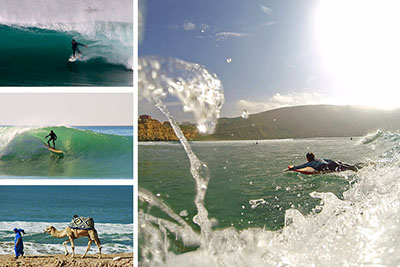 Morocco Surf Yoga camp packages