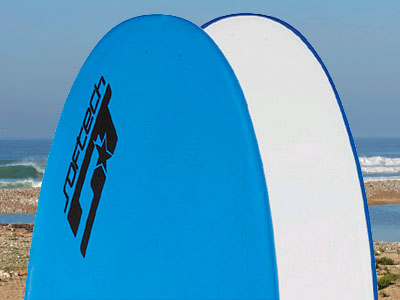 Surfcamp Marokko Softboards